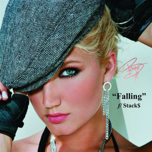 Brooke Hogan - Falling (Official Single Cover)